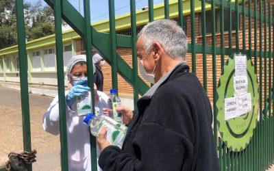 Nuevamente se podrá adquirir alcohol antiséptico y gel antibacterial en la Nueva Licorera de Boyacá